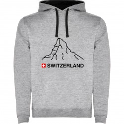 Kapuzen-Sweatshirt SWITZERLAND