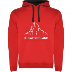 Sweat capuche SWITZERLAND